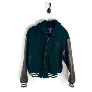 Polo Sport Ralph Lauren | Vintage Varsity Jacket M